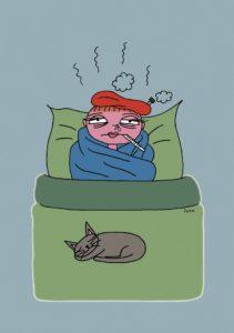 Причины появления лихорадки