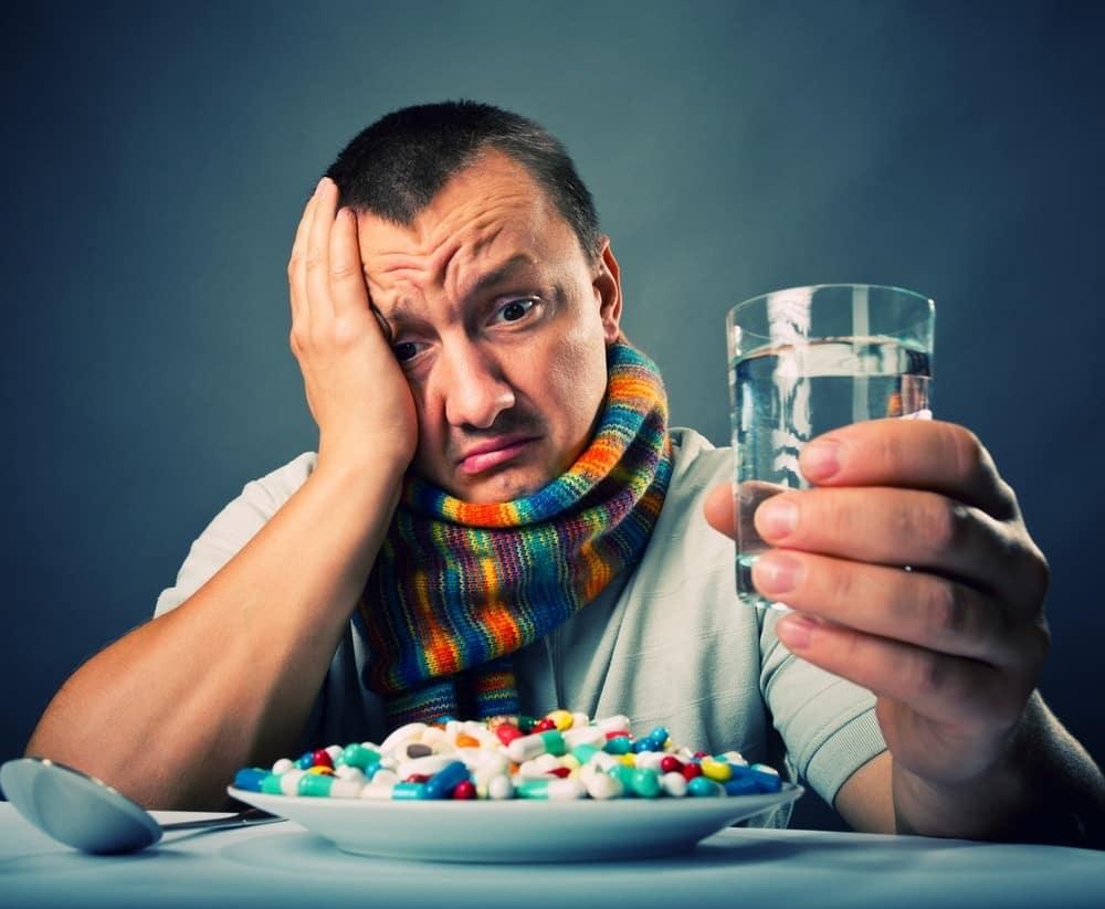 Чем и как лечить простуду? Полезные советы
