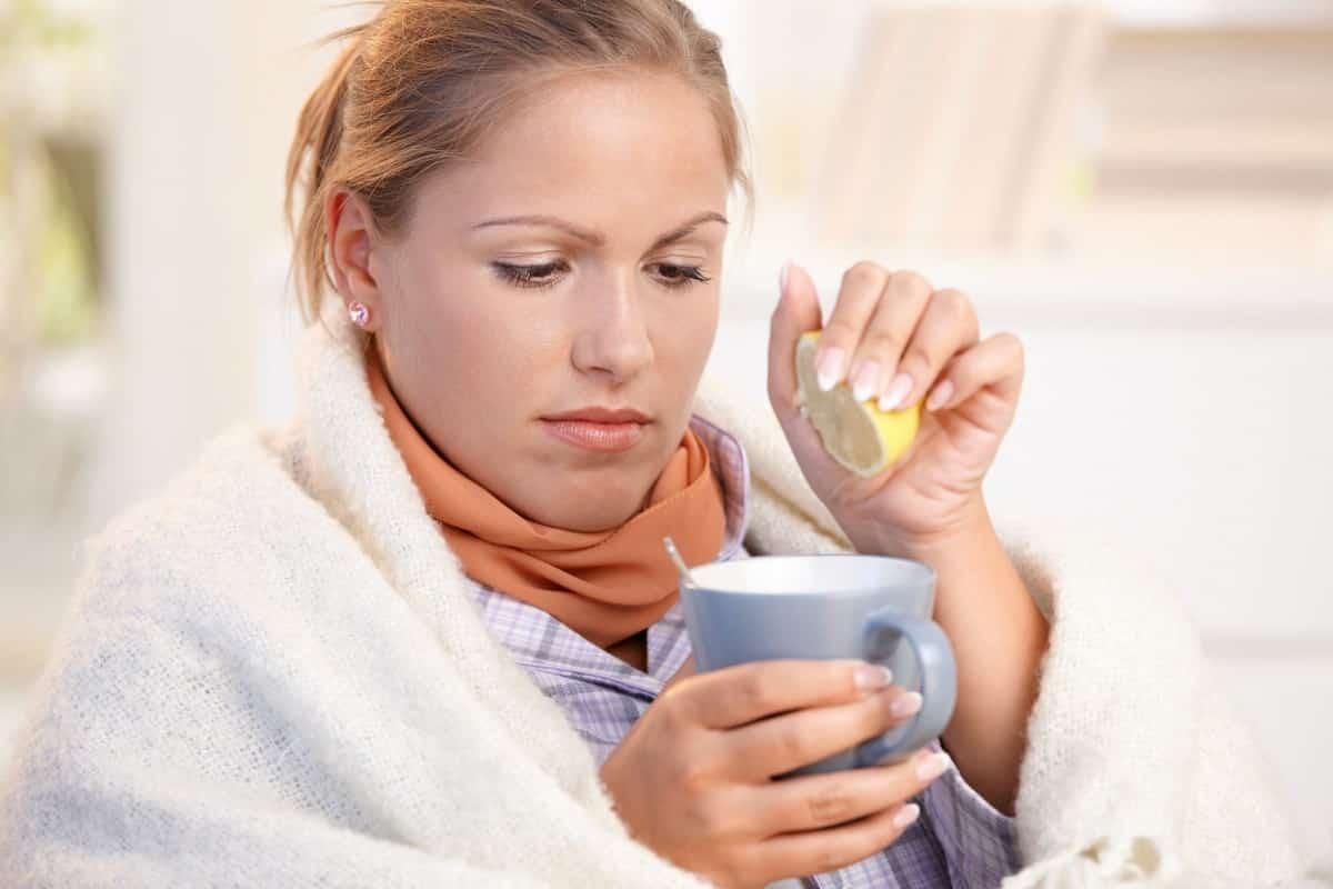 Как лечить простуду без температуры
