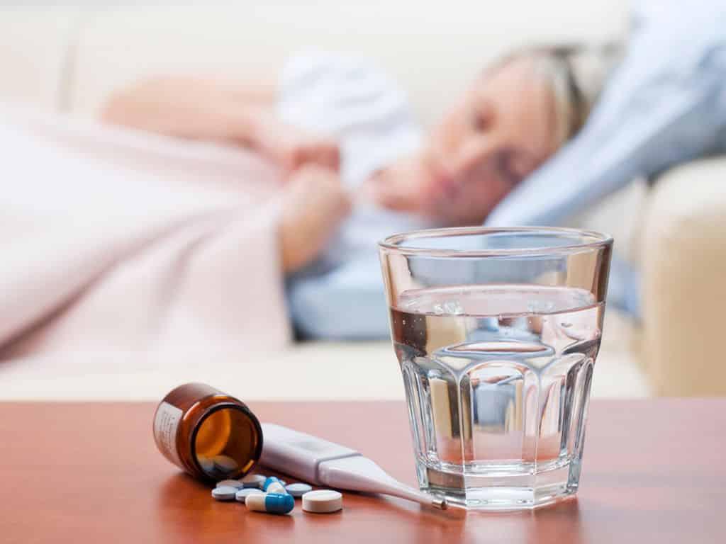 Чем отличается грипп от орви таблица