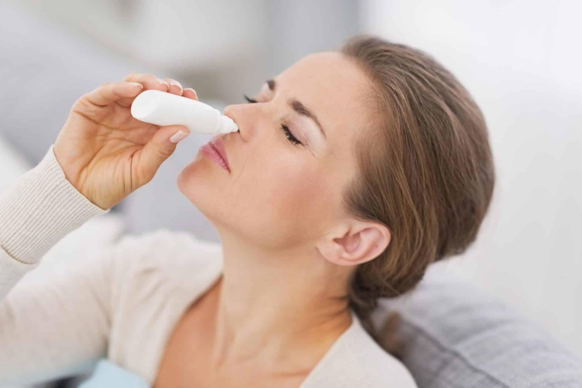 Капли в нос для взрослых противовоспалительные антивирусного действия