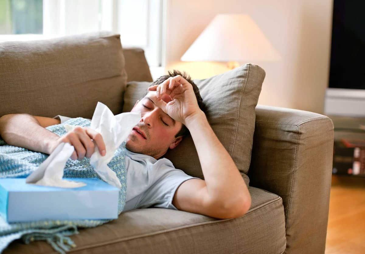 Причины частых простуд