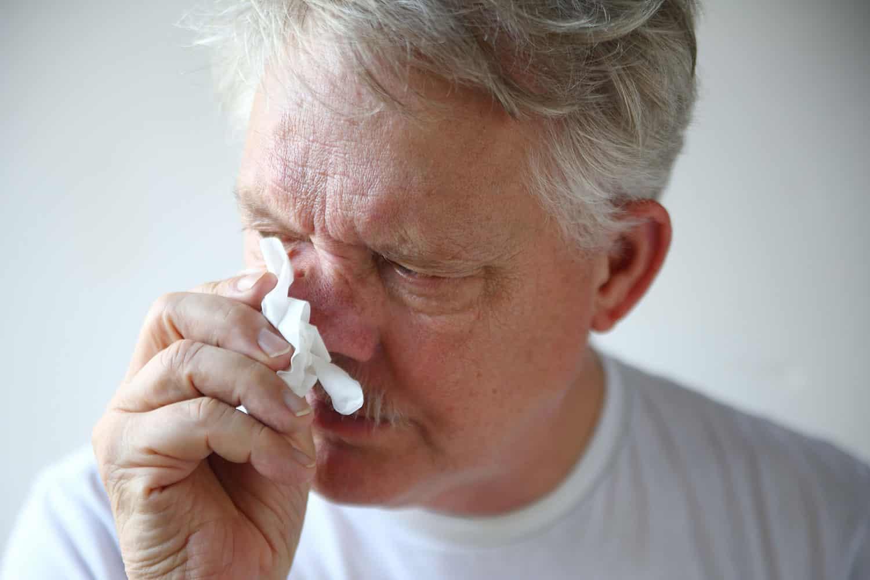 Гной в носу без температуры