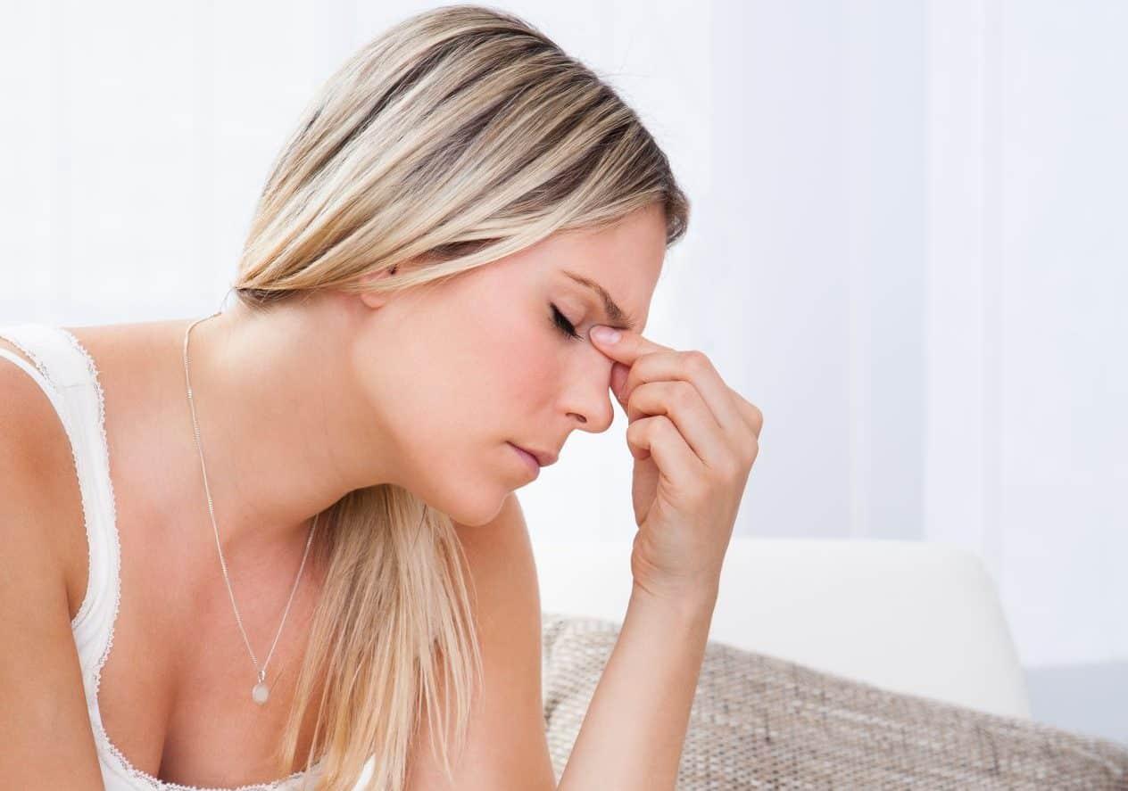 Болит перегородка в носу