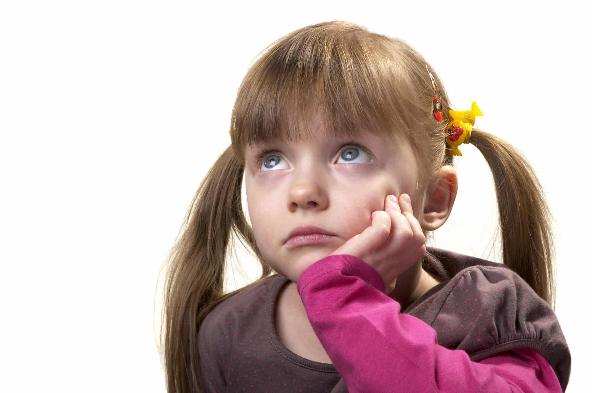 Психосоматика насморка у детей